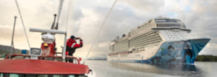 Alaska Cruise Update