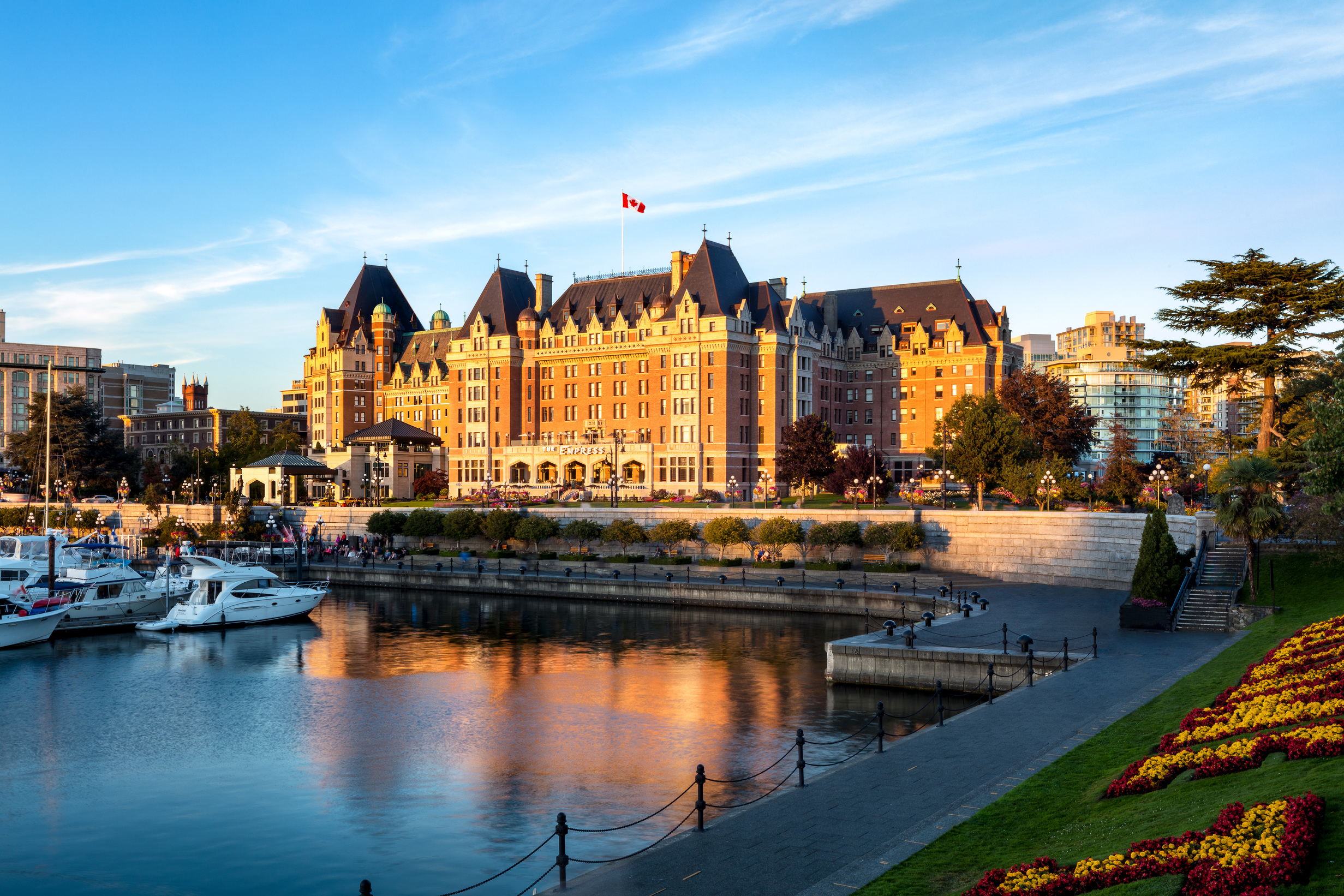 Tourism Plays a Vital Role in the Victoria Community!